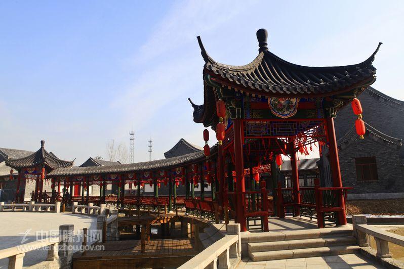 国外景观连廊设计