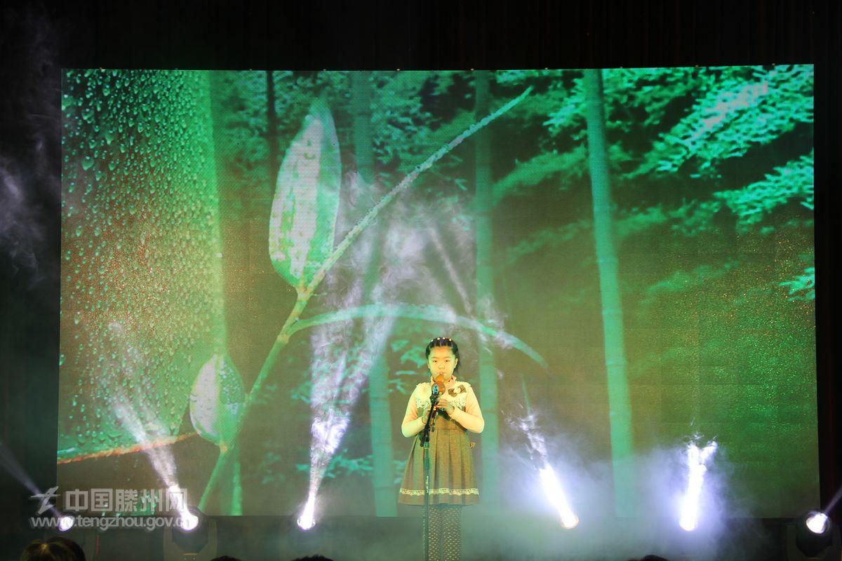 葫芦丝独奏《月光下的凤尾竹》 表演者 孟欣