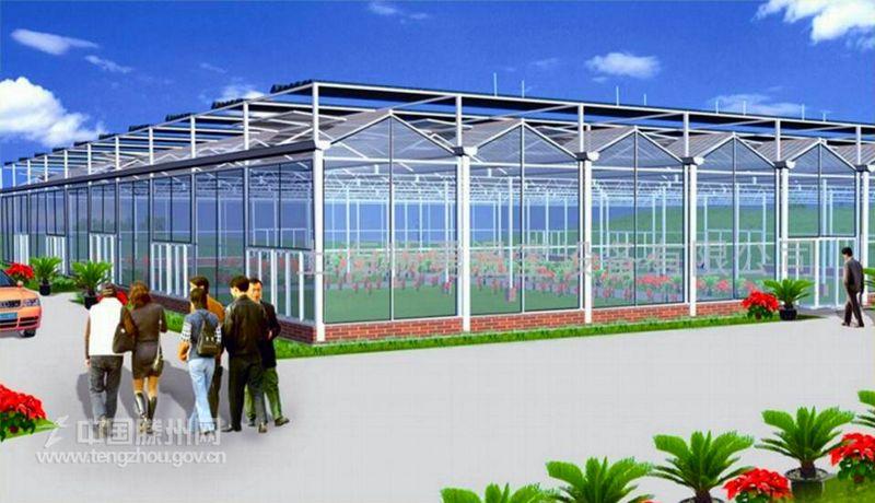 春泽现代农业生态示范园位于南沙河镇东部,占地2600余亩,计划总投资8500万元,按照一棚二基地三区一场的规划设计进行建设。全部建成后,将形成集特色种植、苗木培育、生态养殖、休闲观光为一体的现代农业示范园。 一棚:即智能温控大棚,主要种植稀有苗木、花卉、水果、蔬菜等,引领精准高效农业发展。